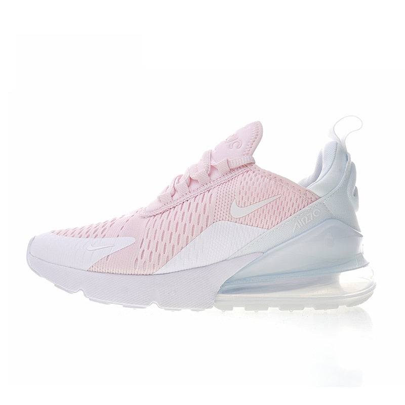brand new 96b23 449ed NIKE AIR MAX 270 - 'Light Pink/Pure White'