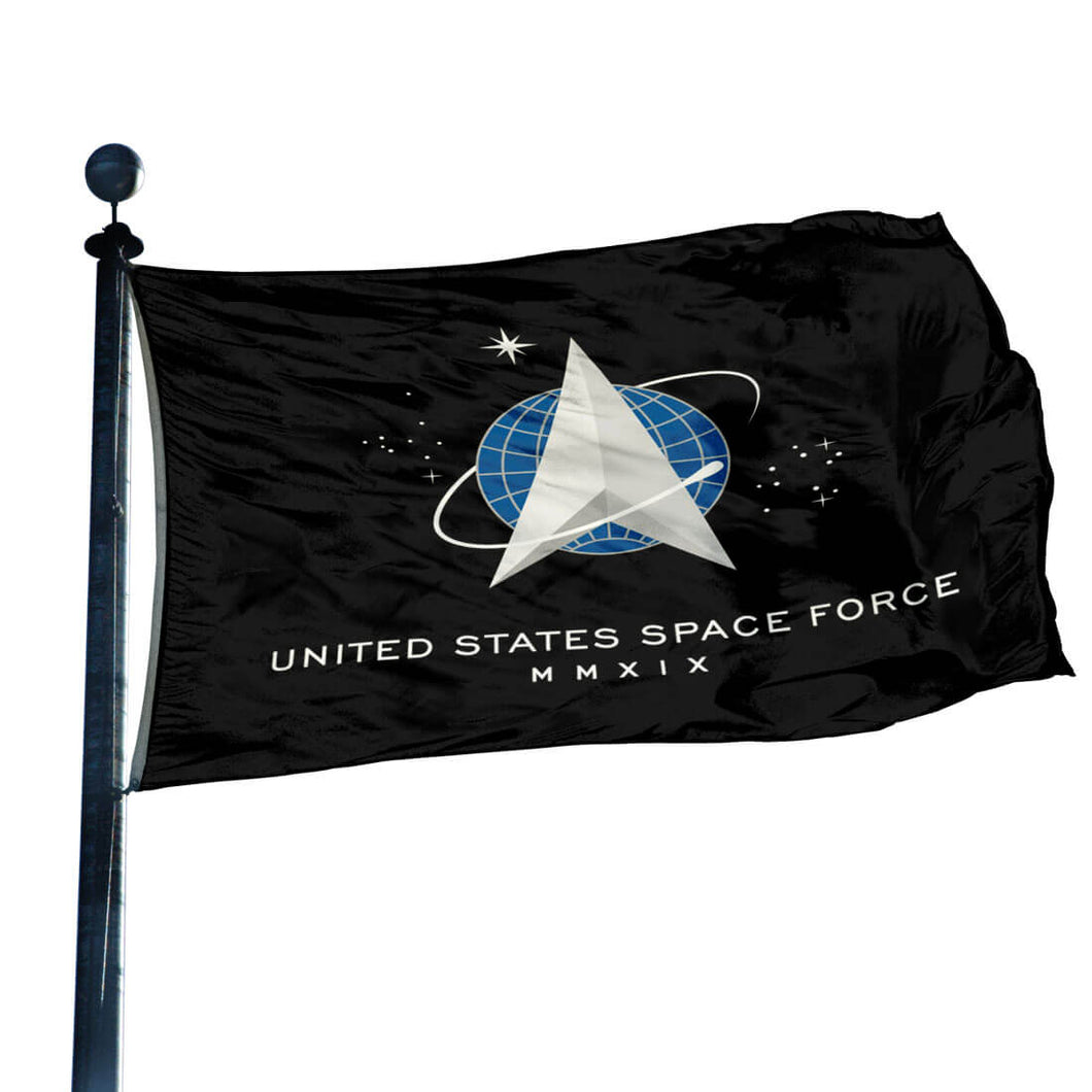 Official United States Space Force Flag 3x5 Feet