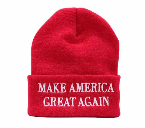 Make America Great Again Beanie Hat