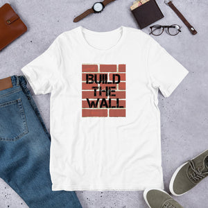Build The Wall Shirt