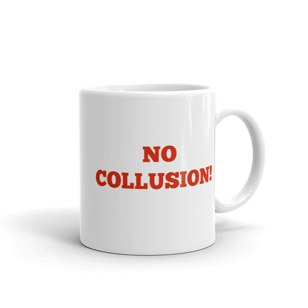 No Collusion Coffee Mug