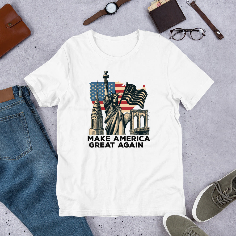 Make America Great Again Iconic Shirt