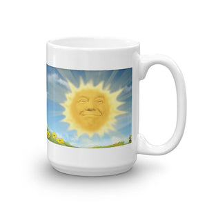Trump Morning Sun Coffee Mug