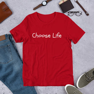 Choose Life Shirt