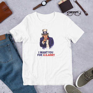 I Want You For U.S Army Shirt