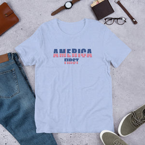 America First USA Themed Shirt