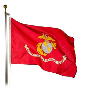 United States Marine Corps 3x5 Flag Banner