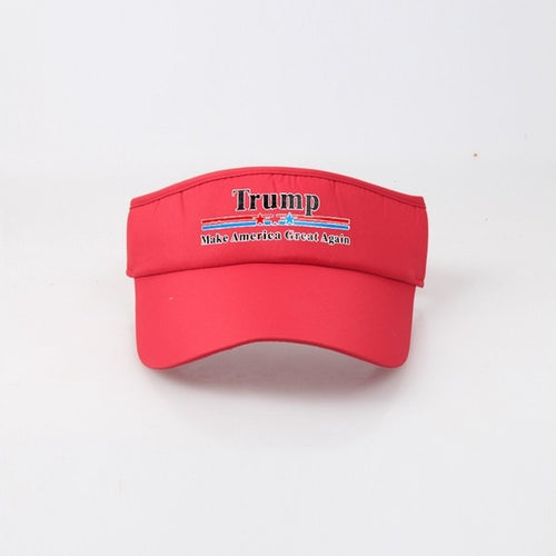 Trump Make America Great Again Visor Hat
