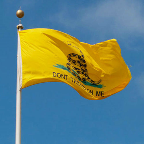 Don't Tread On Me Gadsden Flag