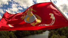 Load image into Gallery viewer, United States Marine Corps 3x5 Flag Banner