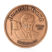 Load image into Gallery viewer, Donald Trump 45Th US President Commemorative Challenge Collection Coin Token