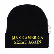 Load image into Gallery viewer, Make America Great Again Beanie Hat