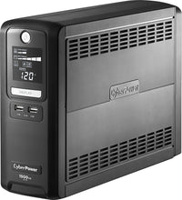 Load image into Gallery viewer, Cyber Power Systems - 1500VA Battery Back-Up System - Black