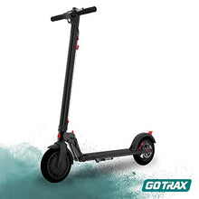 "Load image into Gallery viewer, Gotrax GXL V2 Commuting Electric Scooter - 8.5"" Air Filled Tires - Black"