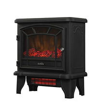 Load image into Gallery viewer, Duraflame DFI-550-22 Freestanding Infrared Quartz Fireplace Stove with Black