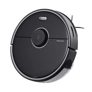 Roborock S5 MAX Robot Vacuum and Mop, Robotic Cleaner with Black