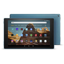 "Load image into Gallery viewer, All-New Fire HD 10 Tablet (10.1"" 1080p full display, 32 GB) Twilight Blue"