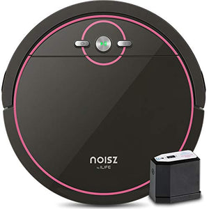 Noisz by ILIFE S5 Robot Vacuum Cleaner with Hard Floor and Low Pile Carpet