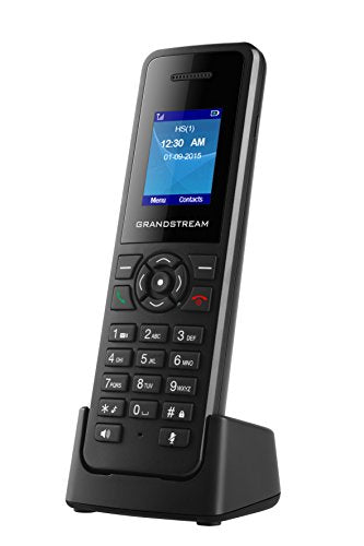 Grandstream DP720 Dect Cordless VoIP Telephone Telephone, Black