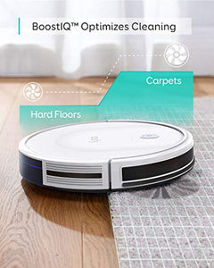 eufy by Anker, BoostIQ RoboVac 11S MAX, Robot Vacuum Cleaner, White