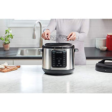 Load image into Gallery viewer, Crock-pot SCCPPC800-V1 8-Quart Multi-Use XL Express 8QT, Stainless Steel