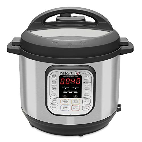 Instant Pot Duo 7-in-1 Electric Pressure Cooker, Slow Rice 6-QT