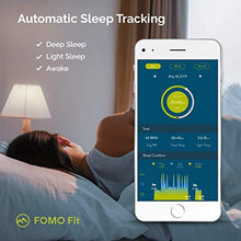 Load image into Gallery viewer, FOMO Fit 2019 Fitness Tracker Designed in California. Automatically GPS-BLUE