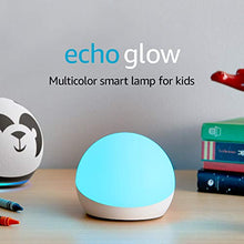 Load image into Gallery viewer, Echo Glow - Multicolor smart lamp for kids, a Certified Humans Device –...