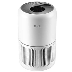 LEVOIT Air Purifier for Home Allergies and Pets Hair Smokers in Bedroom,...