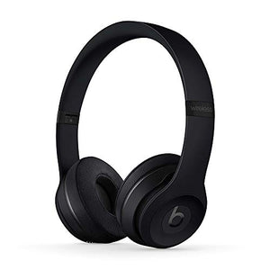 Beats Solo3 Wireless On-Ear Headphones - Apple W1 Headphone One Size, Black