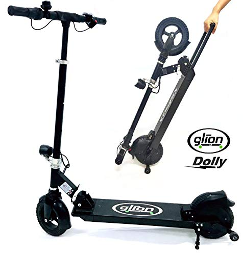 Glion Dolly Foldable Lightweight Adult Electric Scooter w/ Premium Li-Ion...
