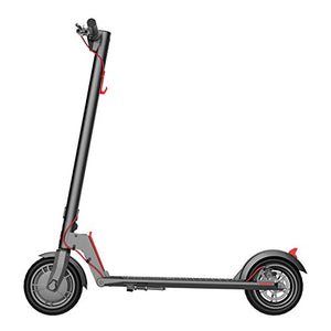 "Gotrax GXL V2 Commuting Electric Scooter - 8.5"" Air Filled Tires - Black"