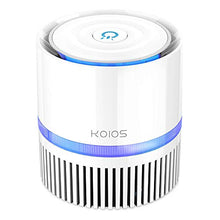 Load image into Gallery viewer, KOIOS Air Purifier, Indoor Cleaner with 3-in-1 True HEPA Filter for Home...