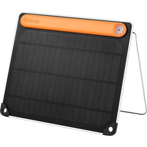 BioLite - SolarPanel 5+ 5 Watt Portable Solar Panel - Black