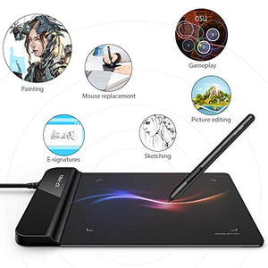 XP-Pen G430S OSU Tablet Ultrathin Graphic 4 x 3 inch Digital Tablet...
