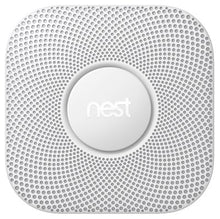 Load image into Gallery viewer, Nest Protect Smoke & Carbon Monoxide Alarm, Battery (2nd gen), White