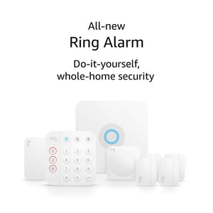 All-new Ring Alarm 8-piece kit (2nd Gen) – home security system 8 Piece Kit