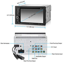 Load image into Gallery viewer, Boss Audio Systems BV9364B Car Stereo DVD Player - With Out Rear Cam, Black