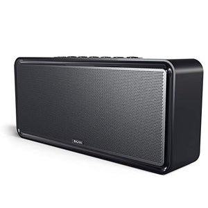 DOSS SoundBox XL 32W Bluetooth Home Speakers, 20W Louder Volume, DSP Black