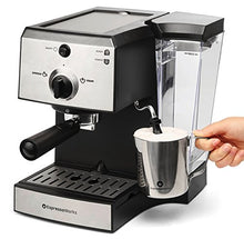 Load image into Gallery viewer, EspressoWorks 7 Pc All-In-One 9.75L x 11.5H x 9.0W, Black, Stainless Steel