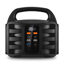 Load image into Gallery viewer, Generator Portable Power Station,NusGear 155Wh 42000mAh Camping 155Wh, Black