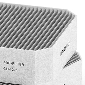 Molekule Air-PRE Filter (2pk), White