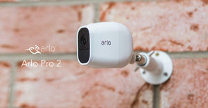 Arlo Pro 2 VMS4430P-100NAR Wireless Home Security - 4 Camera System