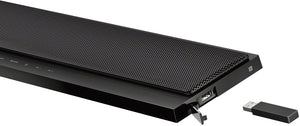 "Sony - 2.1-Channel Soundbar System with 6.3"" Wireless Subwoofer and Digital..."