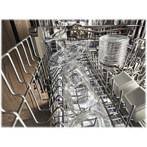 "KitchenAid - 24"" Built-In Dishwasher - Stainless steel"