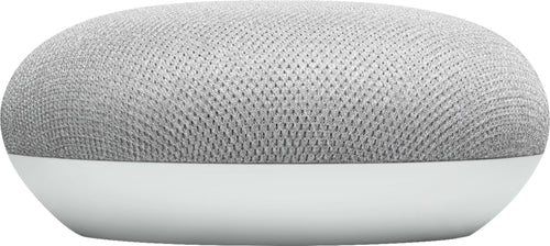 Google - Home Mini - Smart Speaker with Assistant - Chalk