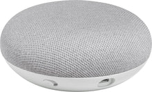 Load image into Gallery viewer, Google - Home Mini - Smart Speaker with Assistant - Chalk