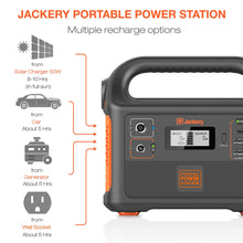 Load image into Gallery viewer, Jackery Portable Power Station Explorer 160, 167Wh Solar Generator Lithium...