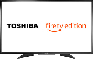 "Toshiba - 50"" Class – LED - 2160p – Smart - 4K UHD TV with HDR – Fire..."