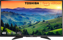 "Load image into Gallery viewer, Toshiba - 50"" Class – LED - 2160p – Smart - 4K UHD TV with HDR – Fire..."